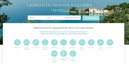Des locations de vacances accessibles